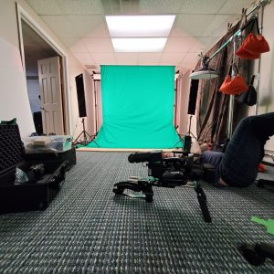 Green Screen Production Studio