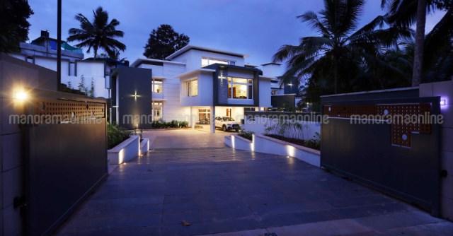 smart-home-kottakkal-gate