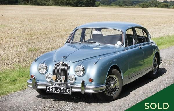 1965 Jaguar Mk.II 3.8
