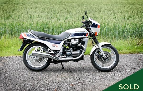 1986 Honda CX650E