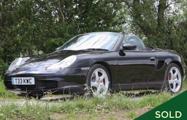 2004/04 Porsche Boxster S
