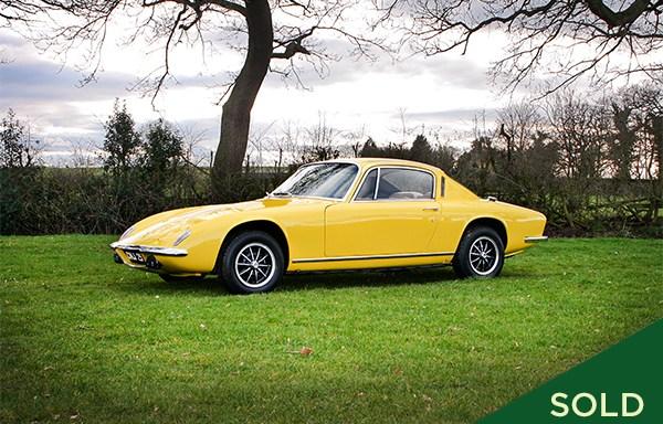 1973 Lotus Elan +2S 130/5