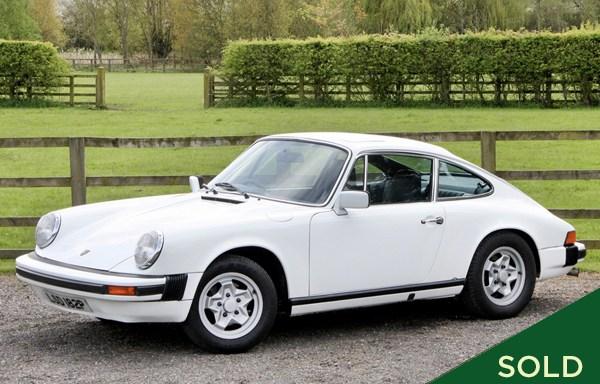 1976 Porsche 911 2.7 Coupe