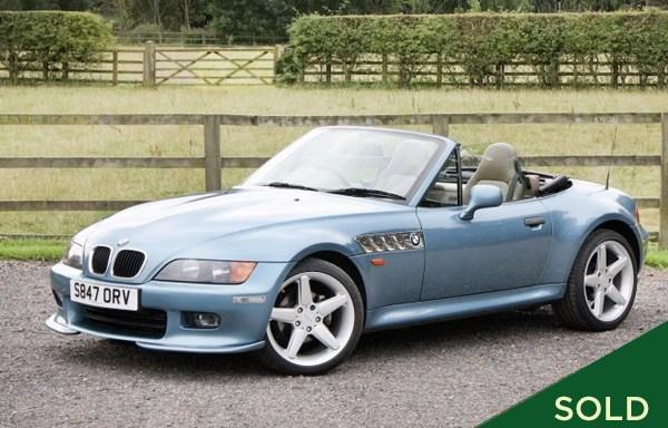 1999 BMW Z3 2.8i