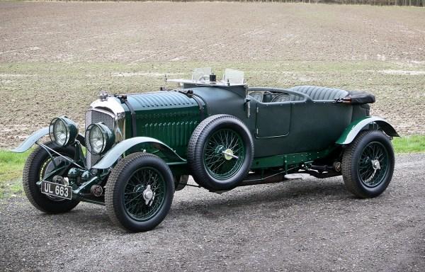 1929 Bentley 4.5 Litre Le Mans Spec £POA