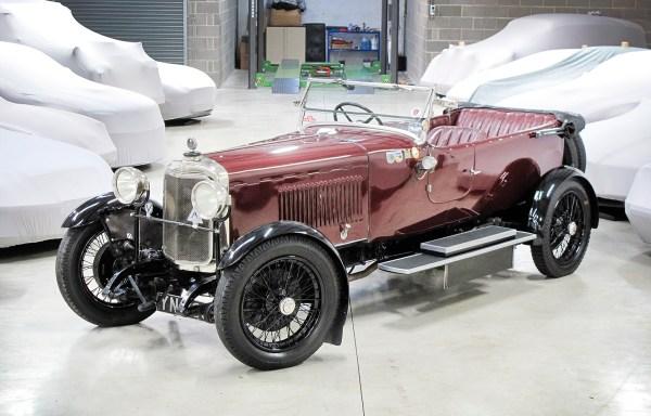 1926 Sunbeam 3.0-Litre Super Sports