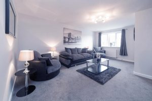 living room showhome houses for sale in Skegness property for sale in skegness