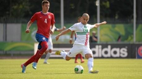 Portugal y Serbia tuvieron que esperar a la tanda de penaltis para decidir el pase Foto: uefa.com