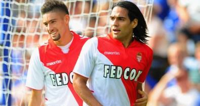 Falcao y Riviere son el gol de este millonario Mónaco Foto: radiofootballcomment.bligoo.es