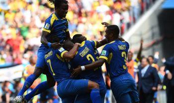 Ecuador se adelantó con un gol de Enner Valencia | Foto: Aldia