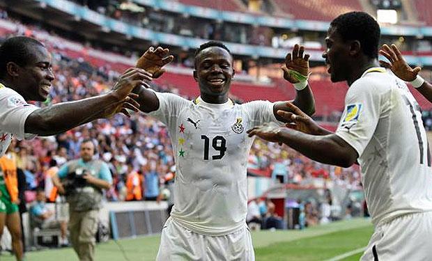 Su gran goleada a Egipto les valió el billete al Mundial Foto: planoinformativo.com
