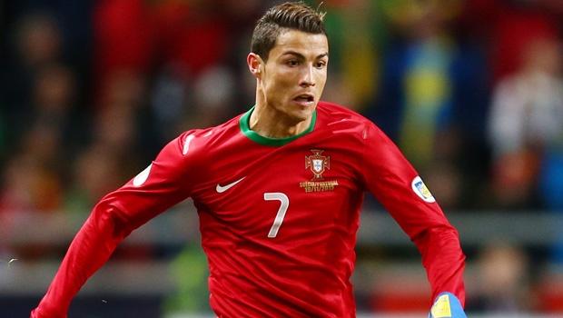 Cristiano es el gol portugués, su actuación vital ante Suecia, permitirá disputar el Mundial Foto: mlssoccer.com
