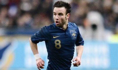 Valbuena, fichaje estrella del Dinamo en un partido con Francia Foto: news.nom.co