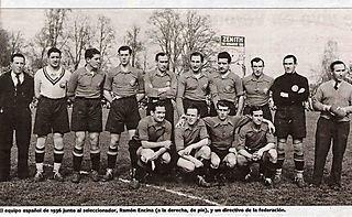 Suiza-España 3 de Mayo de 1936