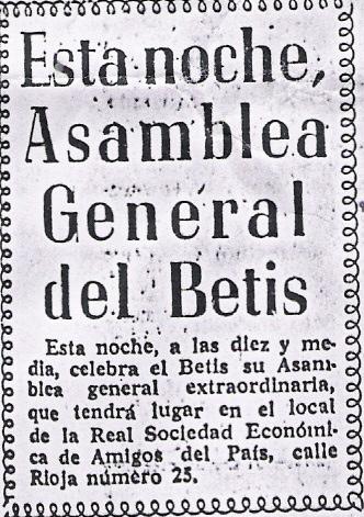 Fuente: Sevilla 8 de agosto de 1961
