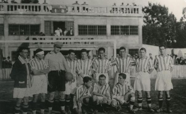 Alineación Deportivo-Betis Amistoso 1927