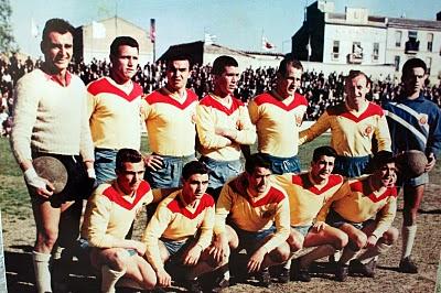 Mallorca ascenso en Vallejo 1960