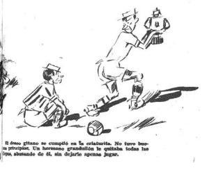 Oselito en las Bodas de Oro-03 Marca 16-12-1958