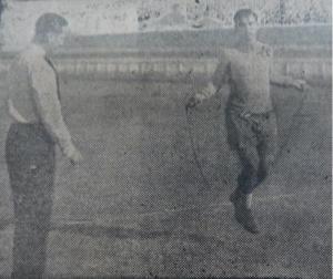 20-12 Kinké entrenado al Betis imagen-1