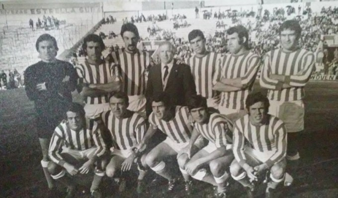 Homenaje a Adolfito 1974