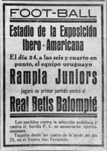 Fuente: La Unión 22 de mayo de 1929