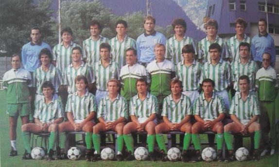 Concentración en Villaba 1987