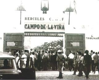 Campo La Viña Hfc