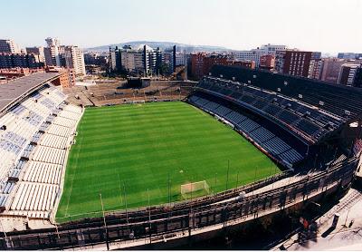 Estadio Carretera Sarriá