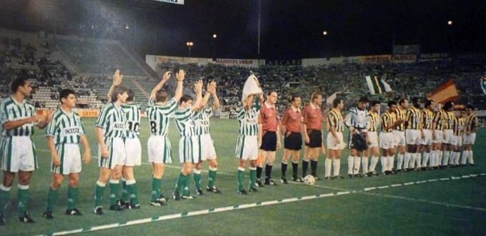 Betis y Fenerbahce en el Villamarín