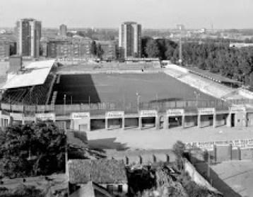 Aquí jugamos. José Zorrilla. Valladolid