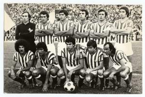 Enero-31 Alineación Betis-Español Copa 1977