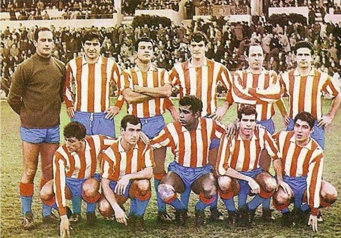 Atlético Madrid 1966