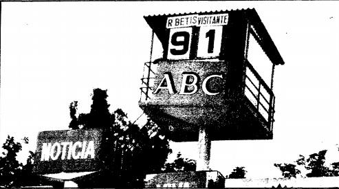 Fuente: ABC 11 de junio de 1985