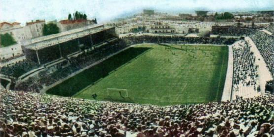 Aquí jugamos. Stadium Metropolitano. Madrid