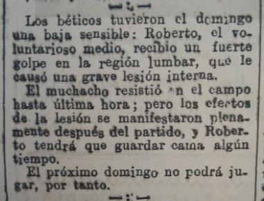 Fuente: El Liberal 6 de octubre de 1933