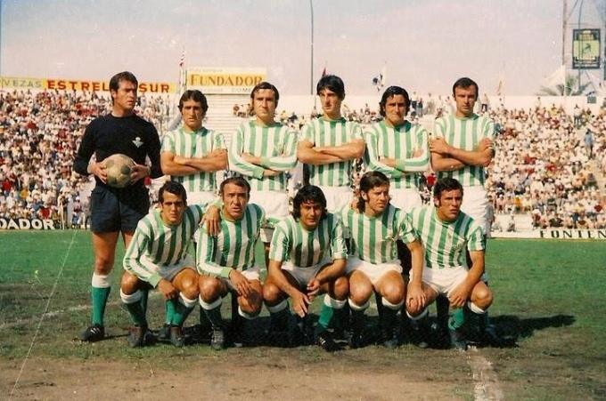 Betis-Celta Liga 1973