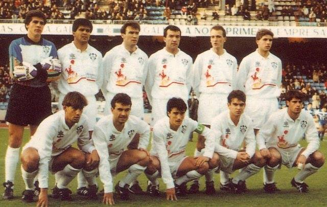 El Albacete en la temporada 1991-92