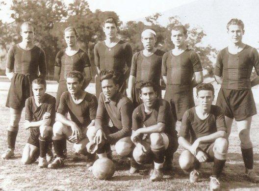 El Gimnástico de Valencia en 1935
