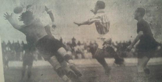 Hoy hace 85 años. La Liga que ganamos. Betis Balompié 2 FC Barcelona 1.
