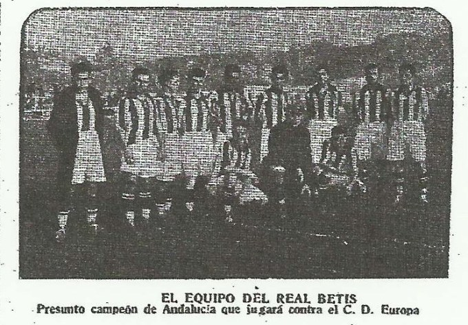 19271218-Real Betis Balompié