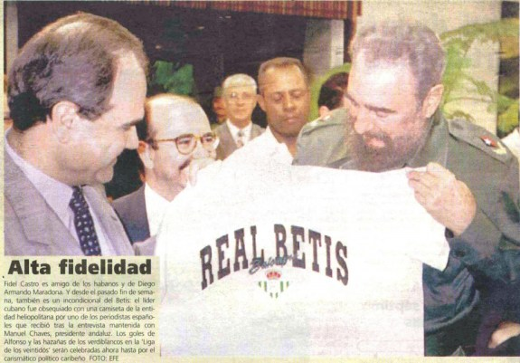 Fuente: Mundo Deportivo 7 de abril de 1997