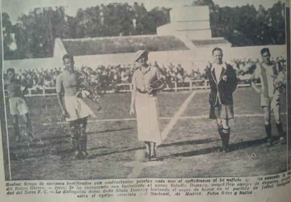 Fuente: La Unión 8 de junio de 1935