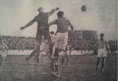 Hoy hace 85 años. La Liga que ganamos. Betis Balompié 2 Oviedo FC 1.