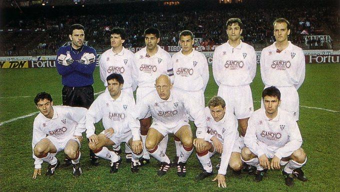 El Albacete en la temporada 1994-95