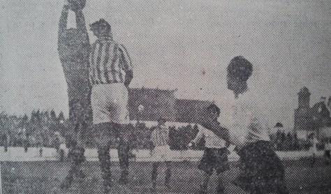 Hoy hace 85 años. La Liga que ganamos. Betis Balompié 3 Racing de Santander 1.