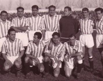 Hoy hace 85 años. La Liga que ganamos. Sevilla FC 0 Betis Balompié 3.