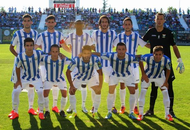 Leganés 14-15