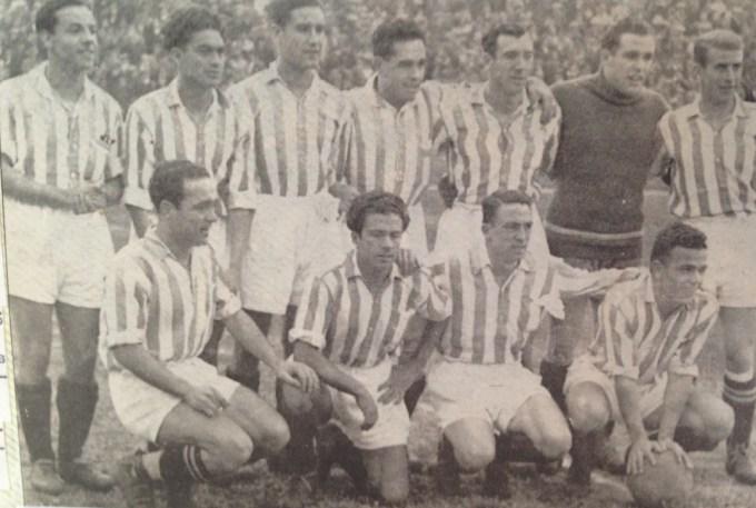 Alineación Español-Betis Liga 1935
