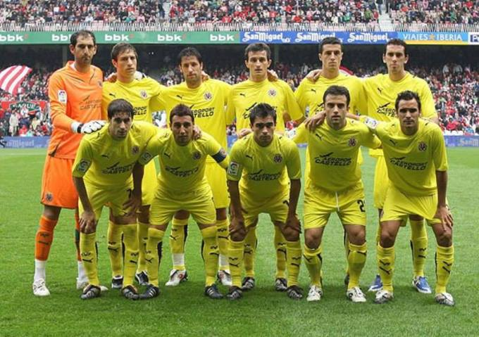 Villarreal en 2009
