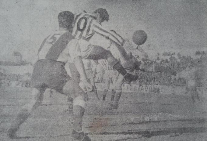 Fuente: Sevilla 25 de noviembre de 1957